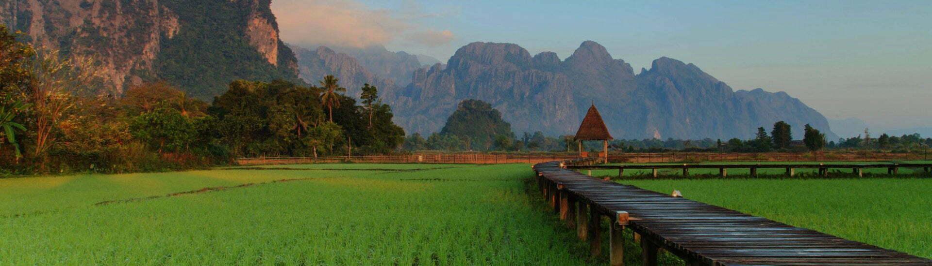 partir au vert laos - hors des sentiers battus laos