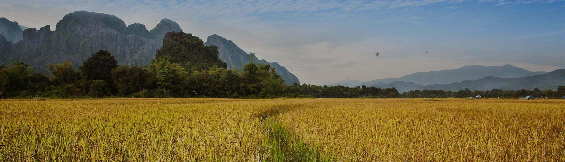 voyage famille laos