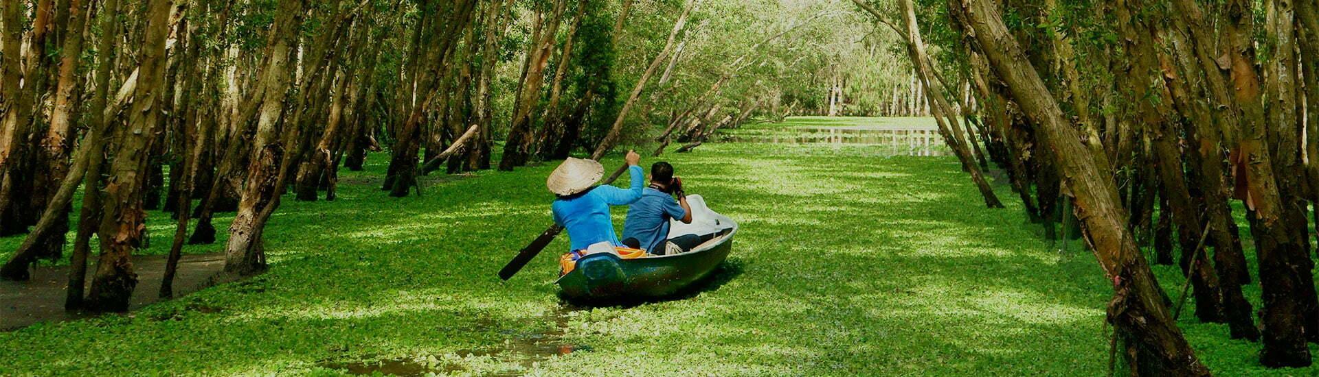 partir au vert au Vietnam