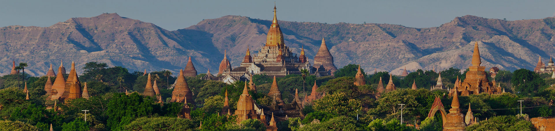 Birmanie, temples de Yangon