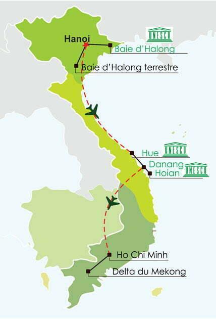 Voyage Vietnam - Les must du Vietnam 12 jours