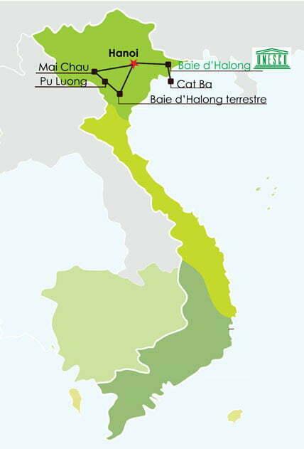 Circuit Vietnam 2 semaines - Nature en majesté