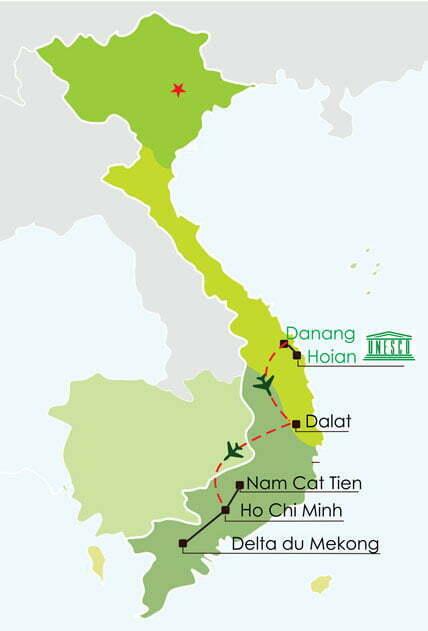 Circuit Vietnam 11 jours - Partir au vert du sud vietnam
