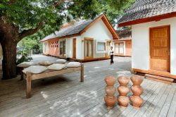 yanderbo maison avec pots birmanie