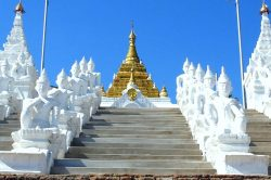 pagode mingun birmanie