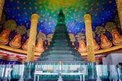 Maharatchamongkol Pagode Thonburi Thailande
