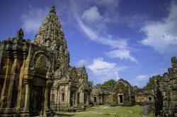 temple parc historique Thailande