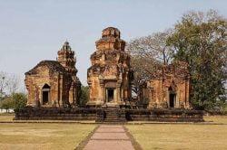 temple Kmère Thailande