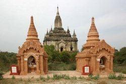 temple pakokku birmanie