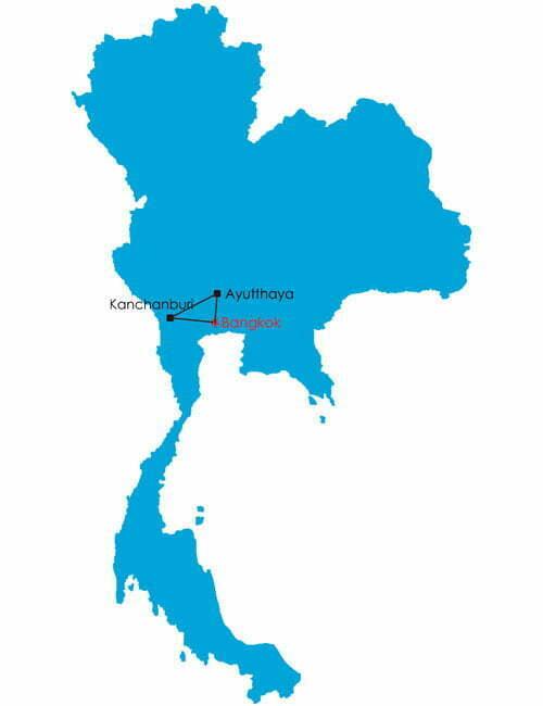 Circuit en Thailande - Visite en Thailande
