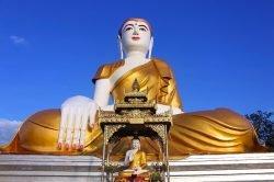 buddha birmanie