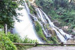 cascade parc national Doi Inthanon