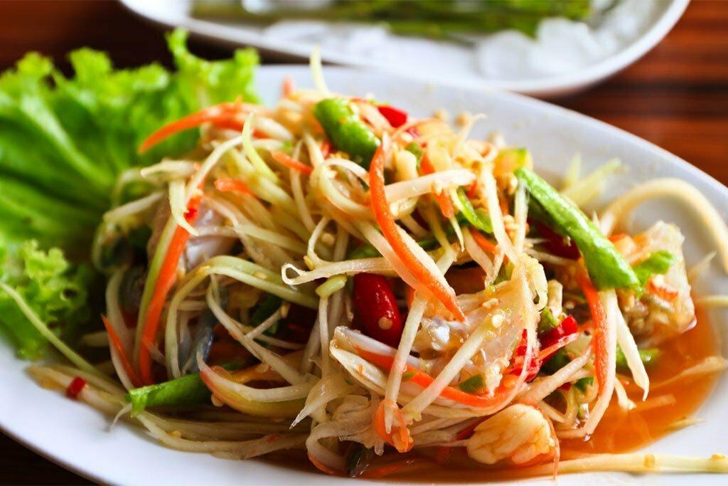 Cuisine Thailande - circuit thailande