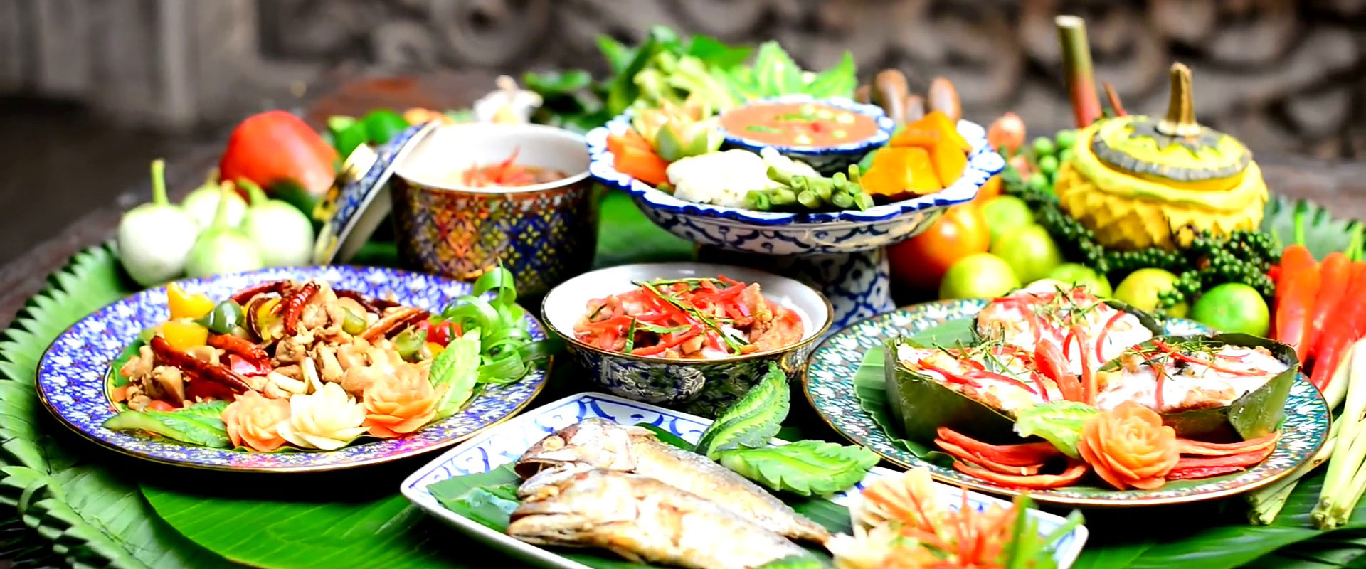 Circuit Thailande - Cuisine Thailande