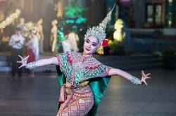 bangkok Thailande danseuse