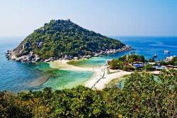 Koh Tao paysage Thailande