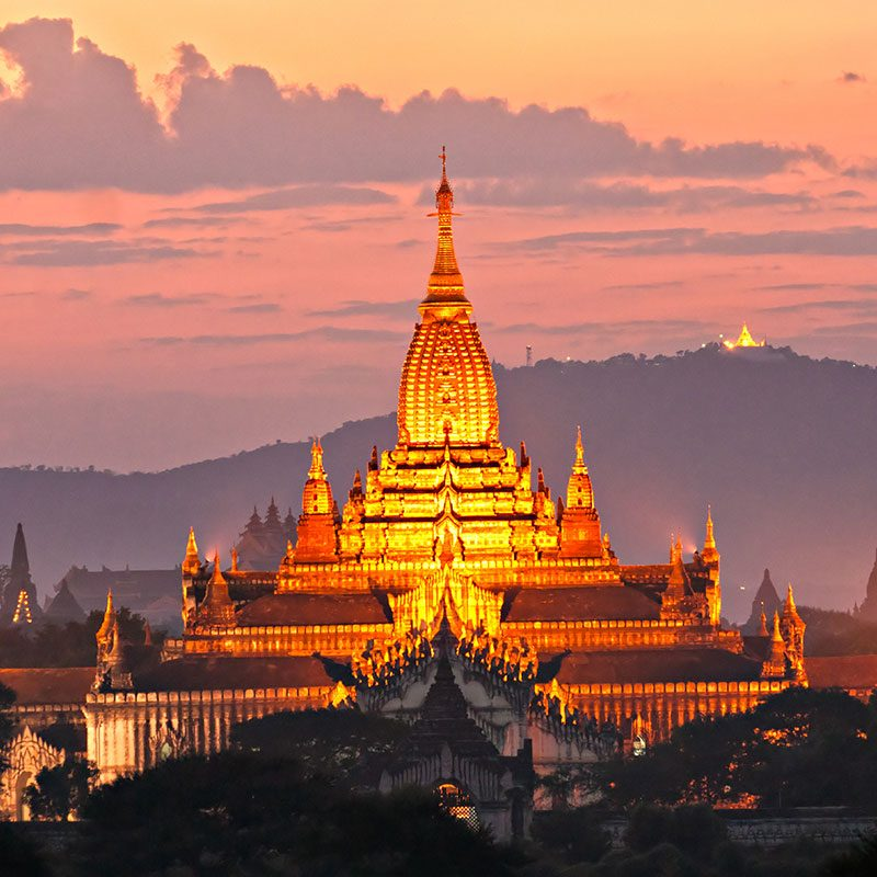 Voyage luxe Birmanie