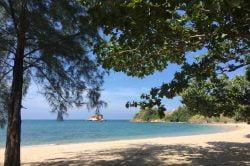 Mu Ko Lanta plage Thailande