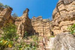 Falaises - Parc National Thailande