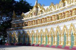 pont u-bein sagaing birmanie