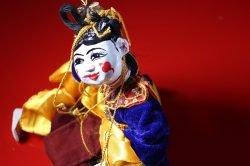 marionnette birmanie