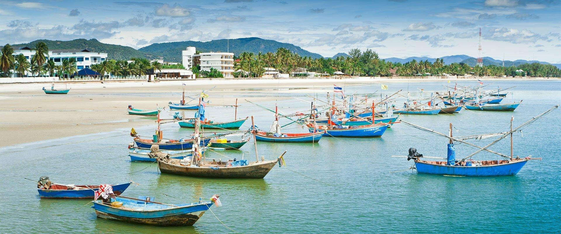 Circuit en Thailande 15 jours - Centre et Sud de la Thailande