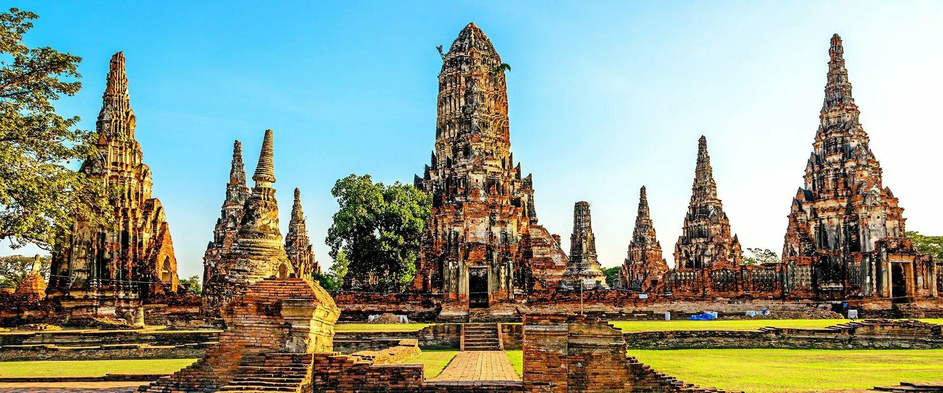 Circuit en Thailande - Attractions de la Thailande