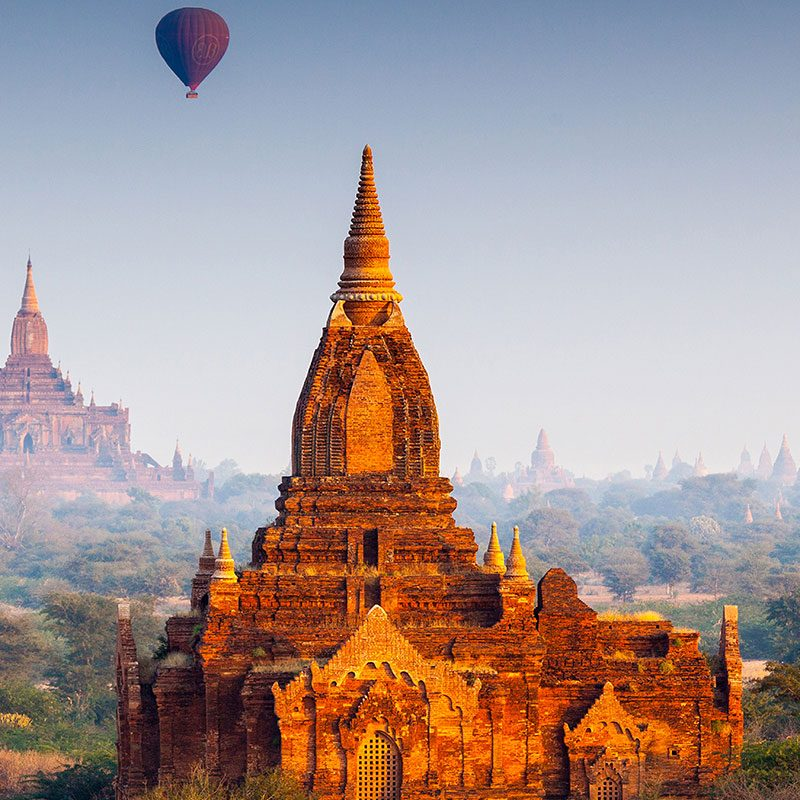 Circuit Birmanie photo 14 jours