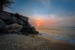 plage Hua Hin Thailand