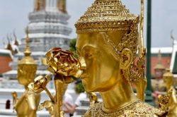 palais en Thailande