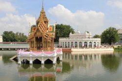 plais d'été thailande