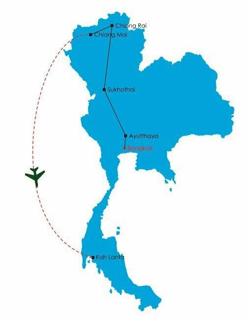 Circuit en Thailande 16 jours - Thailande incroyable