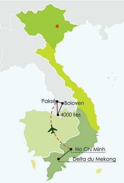 Voyage photos vietnam - laos