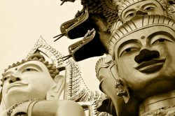 Wat Khun Chan Thailande