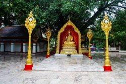 statue buddha Thailande