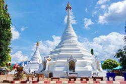 Temple Mae Hong Son Thailande